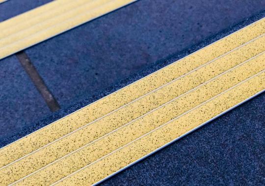 ESP Ecoglo N3 Yellow 1.8x51mm on Bluestone 16.9